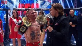 FEN 31: Rutkowski rozbił Zielińskiego, Wójcik mistrzem wagi półciężkiej [WYNIKI]