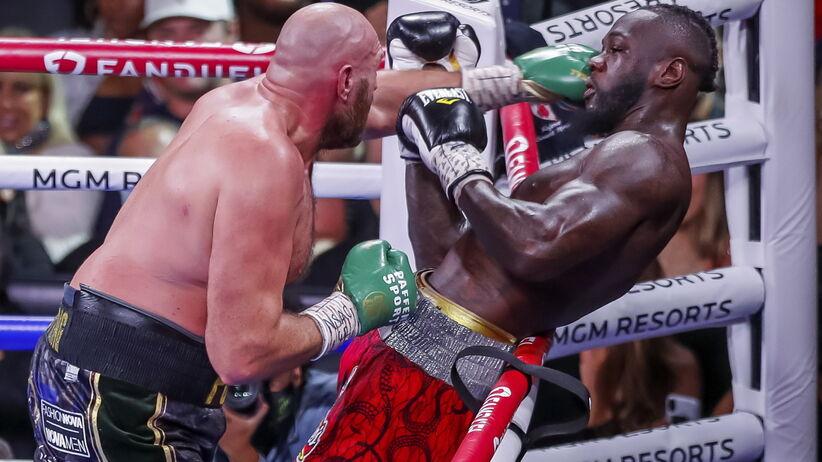 Fury znokautował Wildera. Niezwykle zacięty pojedynek o pas MŚ WBC