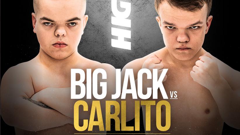 Big Jack vs Carlito