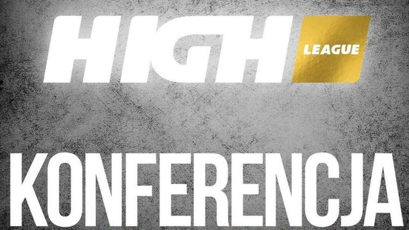 HIGH League - konferencja prasowa