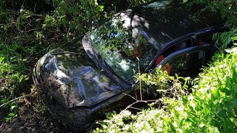 wypadek samochodowy Kamila Bednarka