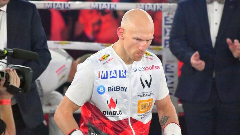 Krzysztof Włodarczyk zakażony koronawirusem