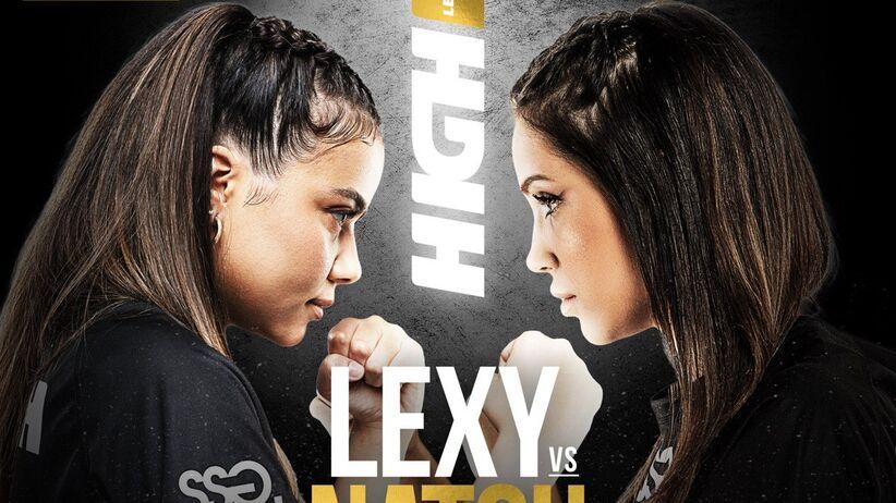 HIGH League: walka Lexy vs Natsu