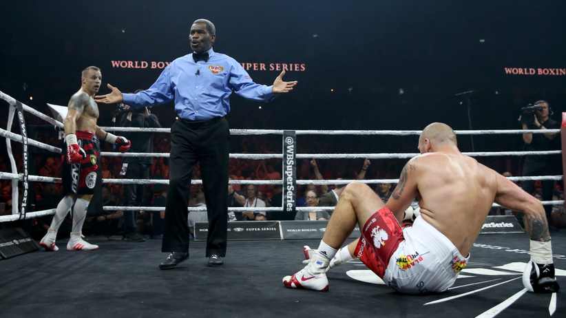 Mairis Briedis pozbawiony pasa federacji WBO