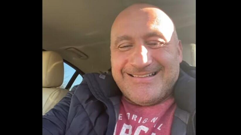 Marcin Najman oblał test na prawo jazdy