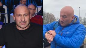 Marcin Najman przekazał słynną kurtkę na WOŚP