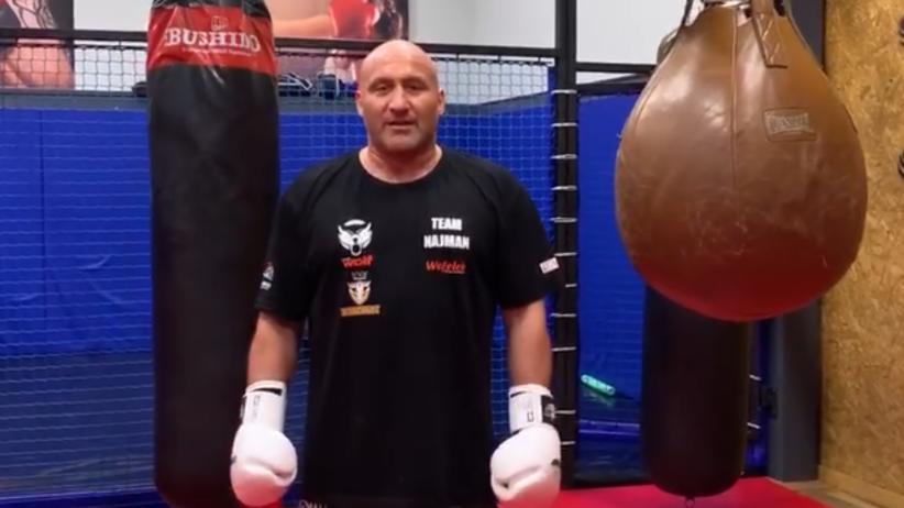 Marcin Najman na Fame MMA 6