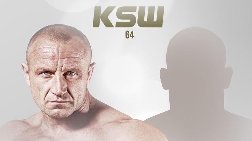 KSW 64, Mariusz Pudzianowski