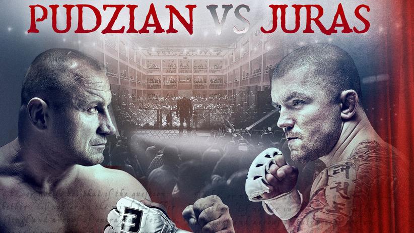 Pudzian vs Juras