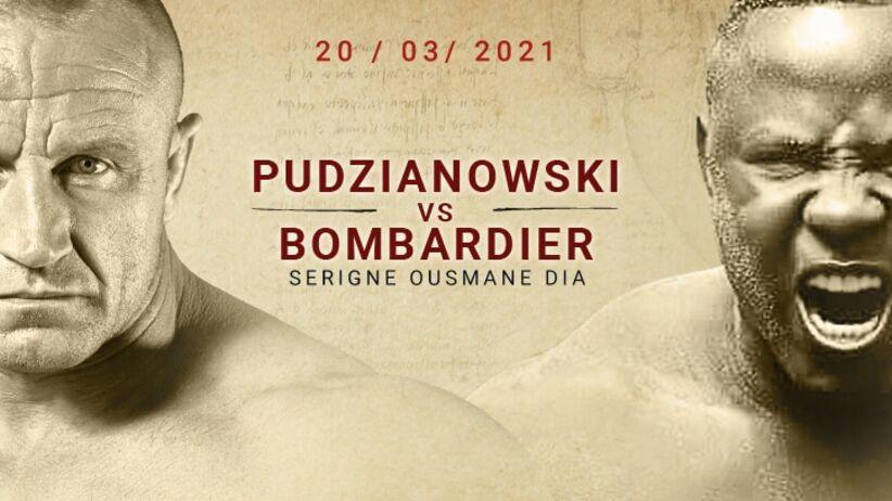 Pudzianowski vs Dia