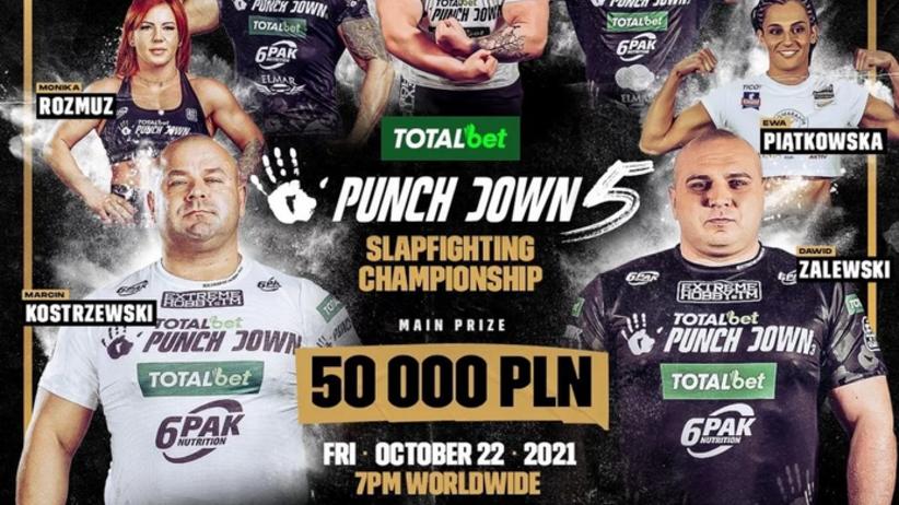 Punchdown 5