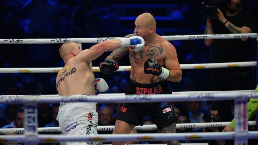 """Szpilka - Różański. Artur Szpilka trzykrotnie leżał na deskach. Porażka """"Szpili"""""""