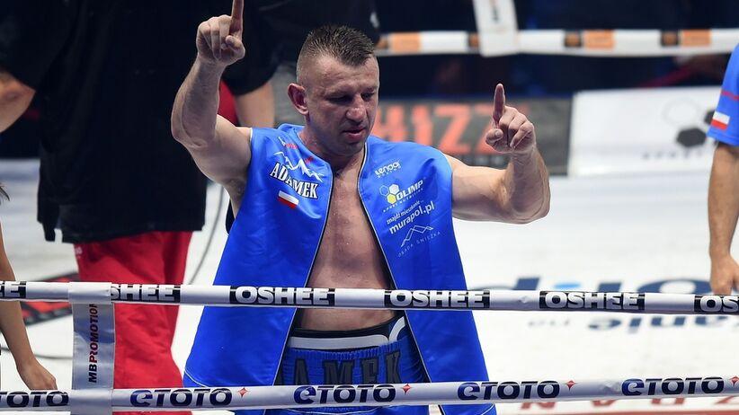Tomasz Adamek jeszcze w tym roku może stoczyć pożegnalną walkę