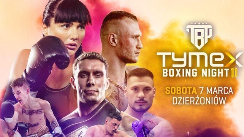 Tymex Boxing Night 11