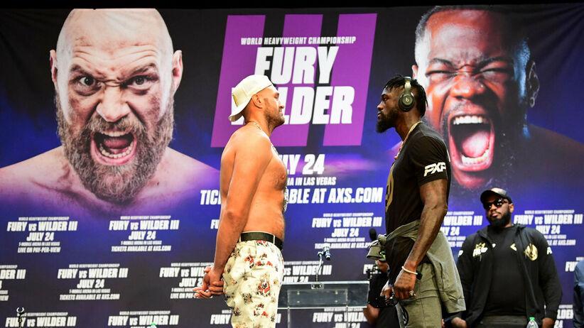 Wilder - Fury Transmisja Gdzie obejrzeć walkę w TV i online