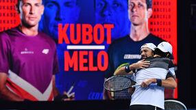 ATP Finals: Zwycięstwo Kubota i Melo na pożegnanie z turniejem w Londynie
