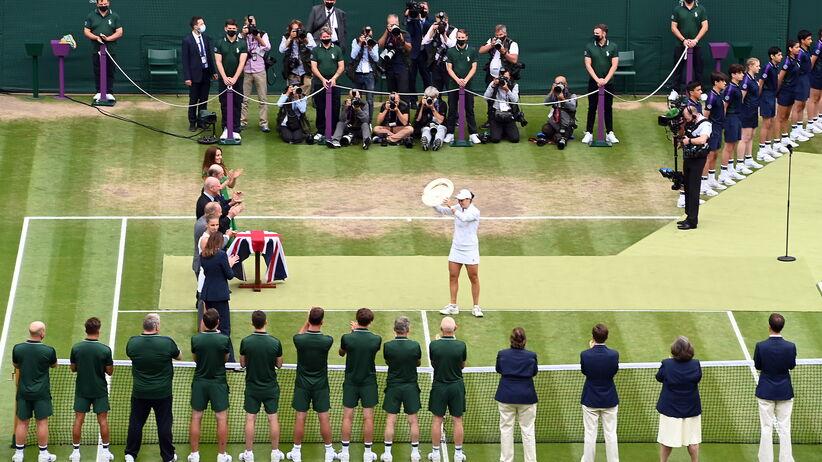 Ashleigh Barty mistrzynią Wimbledonu
