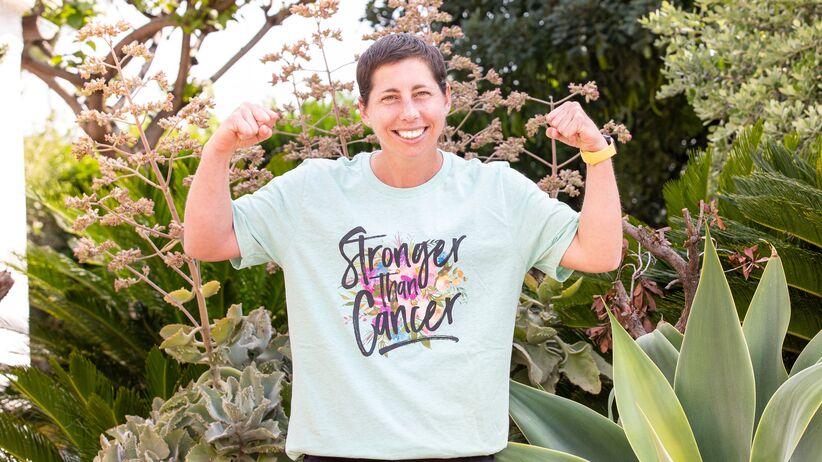 Carla Suarez Navarro wygrała z nowotworem
