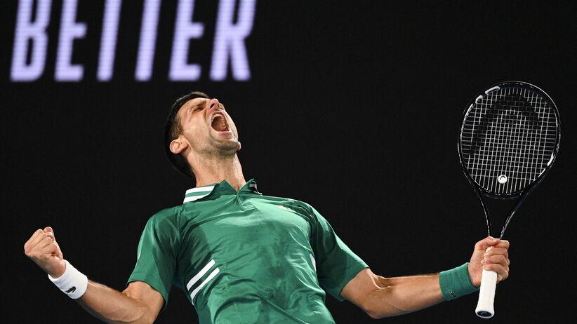 Djokovic - Karatsev Transmisja