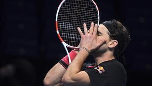 ATP Finals: Dominic Thiem pierwszym finalistą turnieju w Londynie