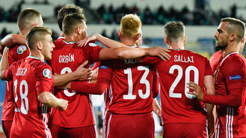 Euro 2021. Reprezentacja Węgier nie będzie klękała przed pierwszym gwizdkiem