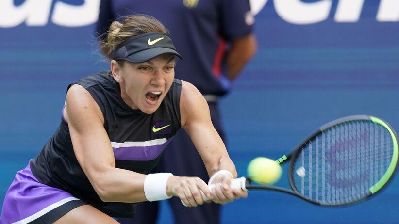 Simona Halep odpadła z US Open 2019