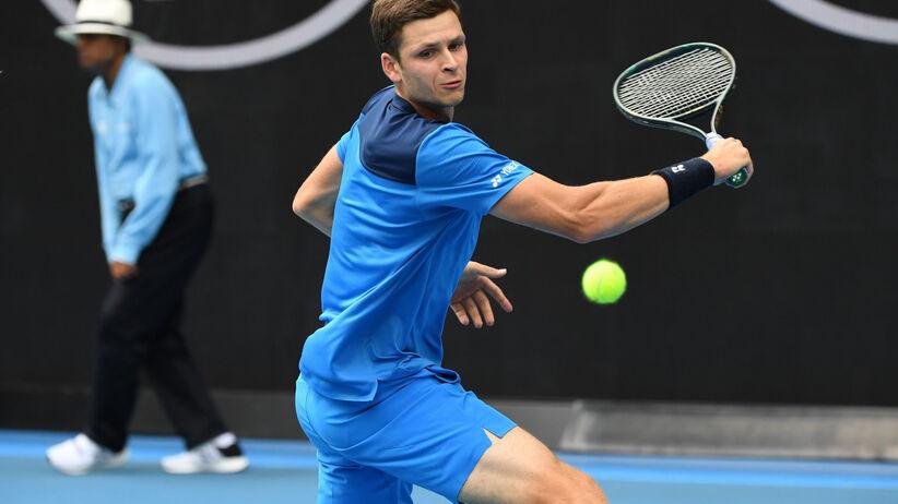 Hubert Hurkacz w 2. rundzie ATP w Rzymie