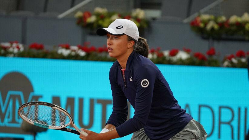 Świątek/Mattek-Sands - Wiesnina/Zwonariowa: Relacja i wynik debla WTA w Madrycie