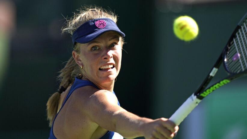 Indian Wells. Magdalena Fręch postawiła się Pliskovej. Wyrównany pojedynek Polki