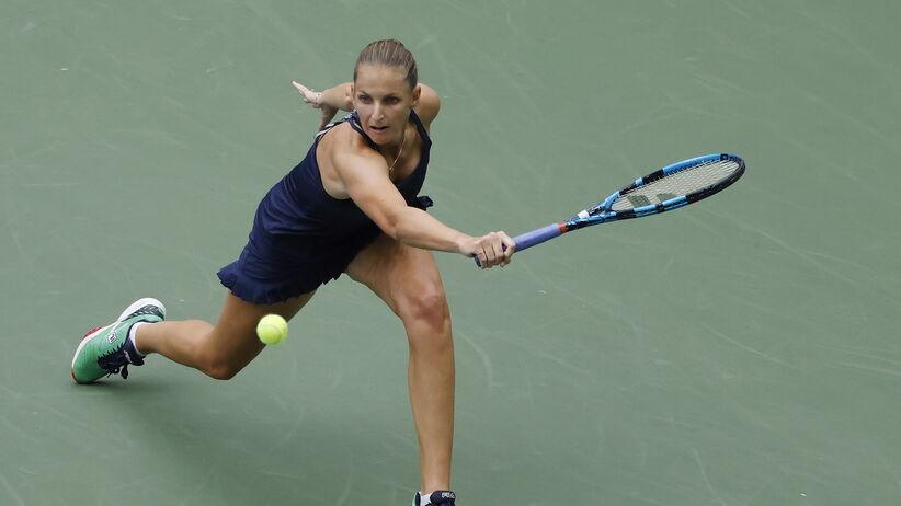 Karolina Pliskova odpadła z US Open