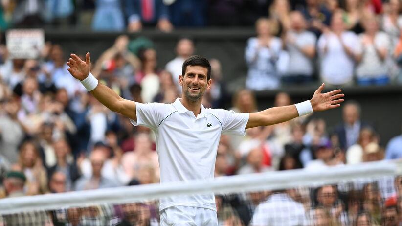 Novak Djoković mistrzem Wimbledonu 2021
