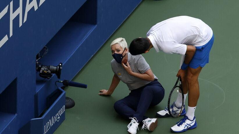 Novak Djoković o incydencie na US Open