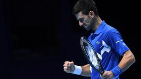 ATP Finals: Novak Djoković awansował do półfinału