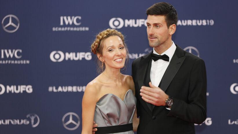 Novak i Jelena Djokoviciowie
