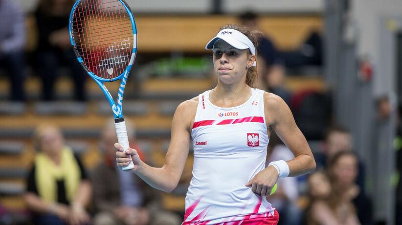 Magda Linette nie wystąpi w Pucharze Billie Jean King