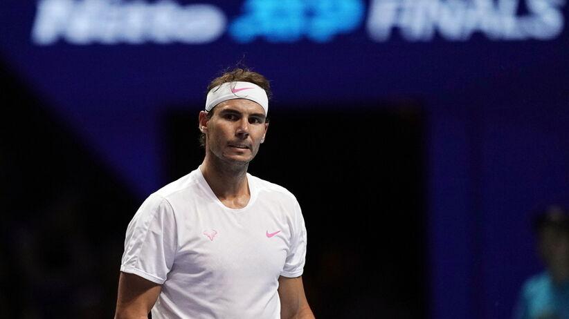 Rafael Nadal wycofał się z US Open