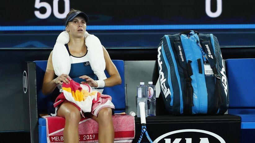 Magda Linette spadła w rankingu WTA