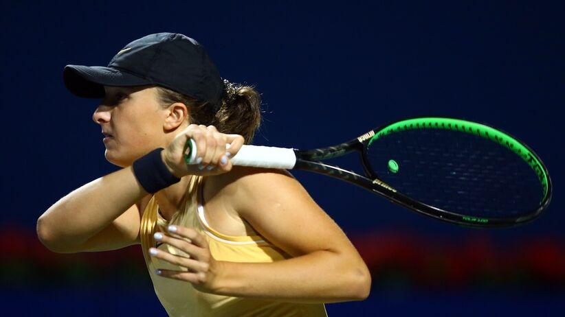 Iga Świątek na 49. miejscu w rankingu WTA