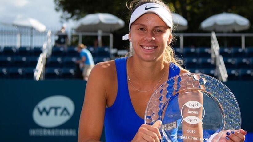 Magda Linette awansowała w rankingu WTA