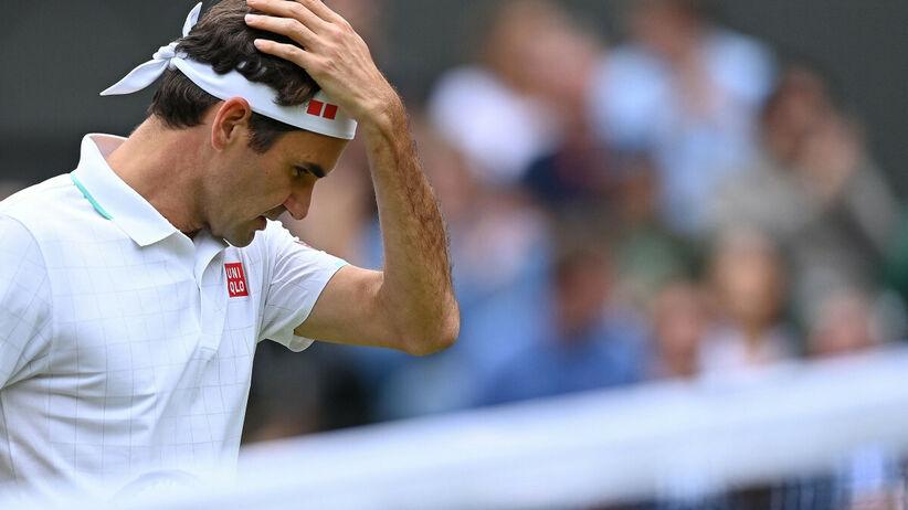 Roger Federer nie wystartuje w Tokio. Szwajcarski tenisista jest kontuzjowany