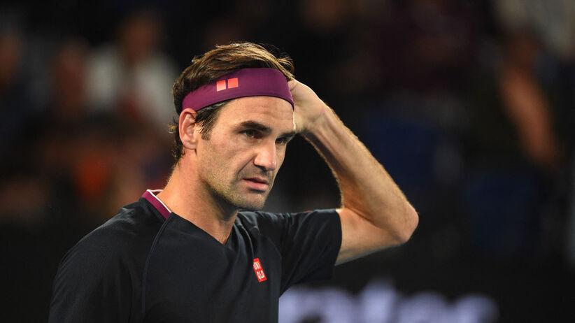 Roger Federer poddał się operacji kolana