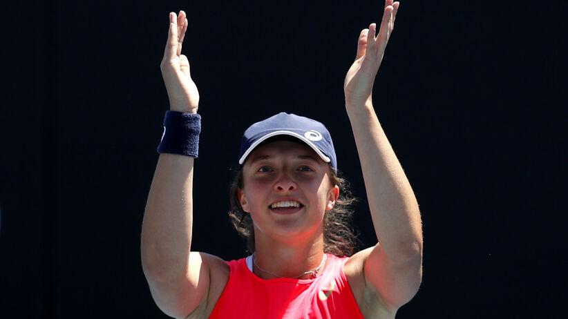 Iga Świątek w 2. rundzie US Open 2020
