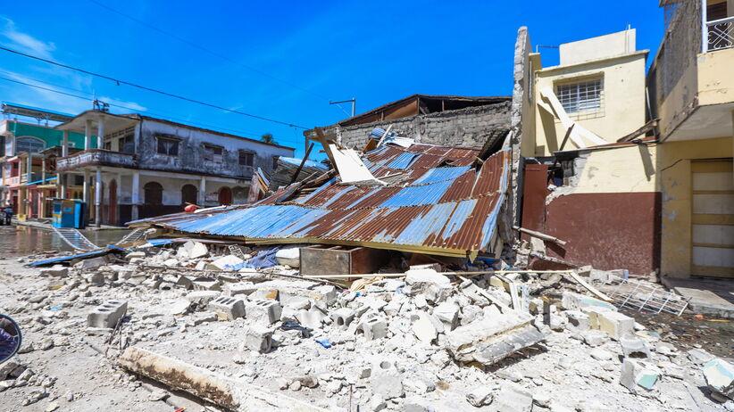 Trzęsienie ziemi na Haiti