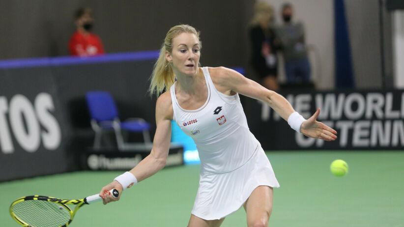 Urszula Radwańska w 2. rundzie eliminacji US Open 2021