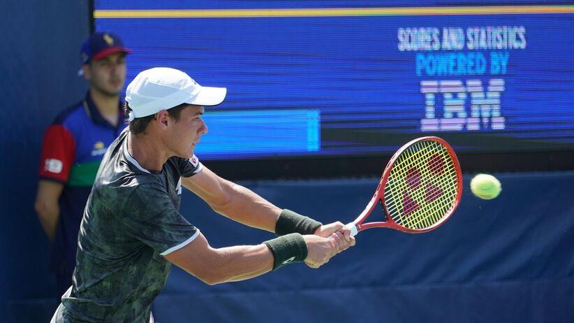 Kamil Majchrzak nie zagra w US Open 2019