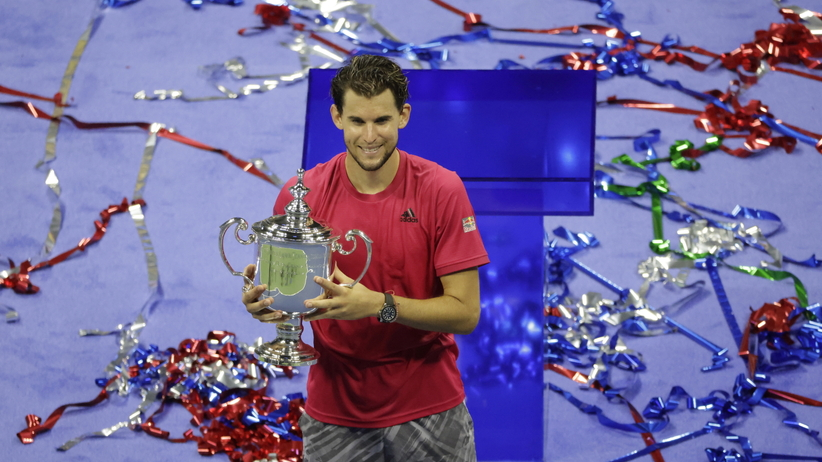 US Open, Dominic Thiem