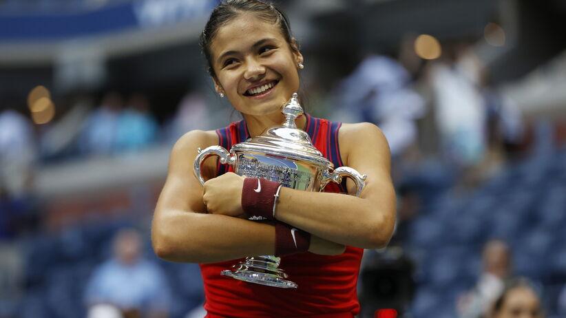 US Open. Wielka sensacja w finale, Emma Raducanu wygrywa turniej