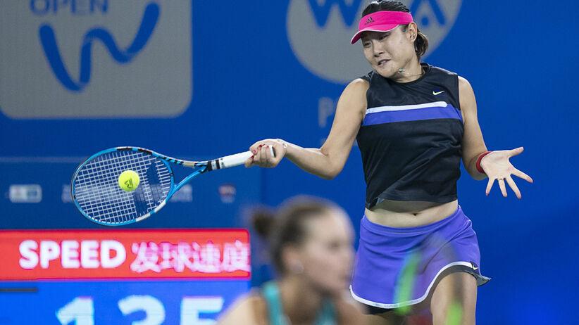Turnieje WTA i ATP w Chinach odwołane