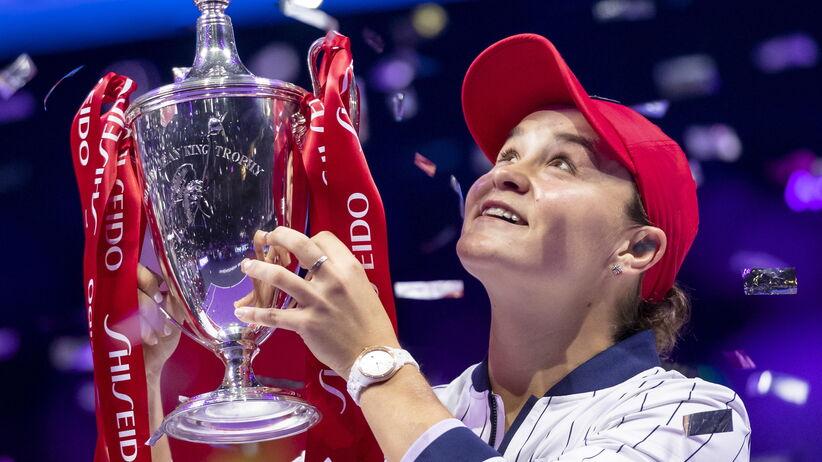 Ashleigh Barty wygrała WTA Finals