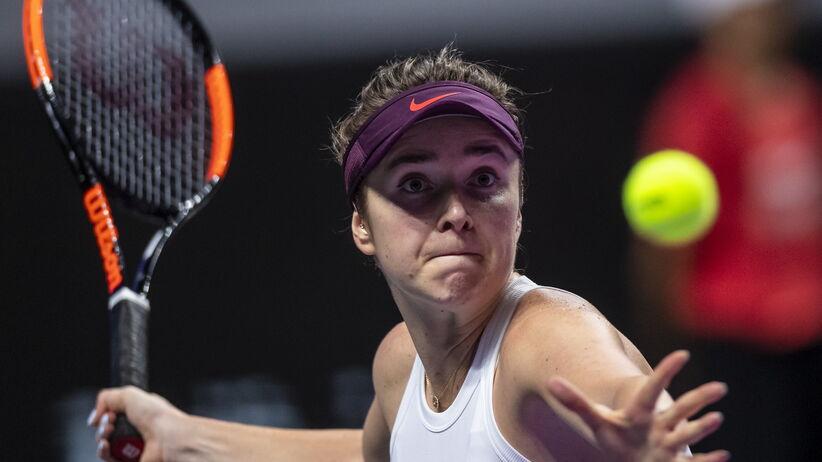Elina Svitolina w półfinale WTA Finals
